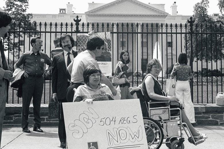 Memphis Flyer | Crip Camp: A Disability Revolution